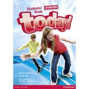Today! Starter Students' Book - David Todd