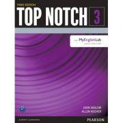 Top Notch 3 Student Book - Joan Saslow