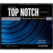 Top Notch 3e Fundamentals Class Audio CD - Joan Saslow