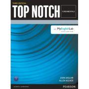 Top Notch 3e Fundamentals Student Book - Joan Saslow