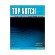 Top Notch 3e Fundamentals Teacher's Edition and Lesson Planner - Joan Saslow