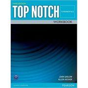 Top Notch 3e Fundamentals Workbook - Joan Saslow