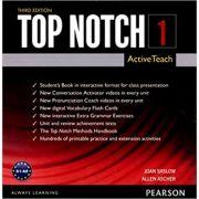 Top Notch 3e Level 1 Teachers' ActiveTeach Software - Joan Saslow