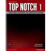 Top Notch 3e Level 1 Teacher's Edition and Lesson Planner - Joan Saslow