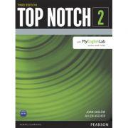 Top Notch 3e Level 2 Student Book with MyEnglishLab - Joan Saslow