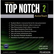 Top Notch 3e Level 2 Teachers' ActiveTeach Software - Joan Saslow