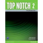 Top Notch 3e Level 2 Workbook - Joan Saslow