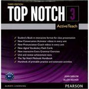 Top Notch 3e Level 3 Teachers' ActiveTeach Software - Joan Saslow