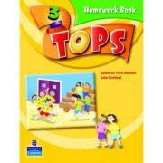 Tops Homework Book, Level 3