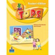 Tops Teacher's Edition, Level 3