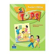 Tops Teacher's Edition, Level 4
