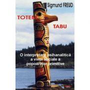 Totem si Tabu – Sigmund Freud