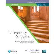 University Success Intermediate Writing Student Book with MyEnglishLab - Kristin Dalby, Tim Dalby, Maggie Sokolik