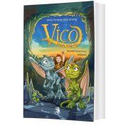 Vico, fratele dragonilor. Secretul talismanului stralucitor - Oliver Pautsch, Timo Grubing