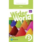 Wider World Level 2 Students' eText Access Card