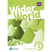 Wider World Level 2 Wider World 2 Teacher's Book with MyEnglishLab & Online Extra Homework + DVD-ROM Pack