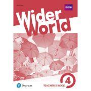 Wider World Level Starter Teacher's Book with DVD-ROM Pack