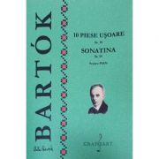 10 piese usoare - Bela Bartok