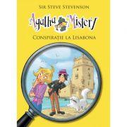 Agatha Mistery. Conspiratie la Lisabona, volumul 7 - Sir Steve Stevenson