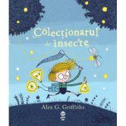 Colectionarul de insecte - Alex G. Griffiths