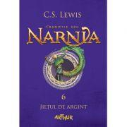 Cronicile din Narnia 6. Jiltul de argint - C. S. Lewis