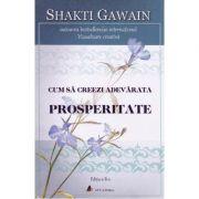 Cum sa creezi adevarata prosperitate - Shakti Gawain