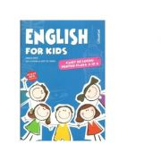 English for kids. Caiet de lucru pentru clasa a III-a - Rodica Dinca