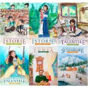 Colectia de Zece fete si baieti, autor Irene Howat - Contine 6 carti