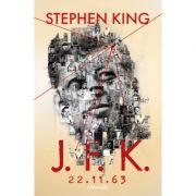 JFK 22. 11. 63 (editia 2020) - Stephen King