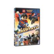 Lego Super Eroii. Liga Dreptatii - Atacul Legiunii Pieirii [DVD]