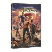 Liga Dreptatii. Tronul Atlantidei