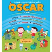 Mica mea Enciclopedie Oscar 3-6 ani