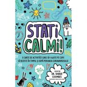 MINDFUL KIDS: Stati calmi! - Dr. Sharie Coombes