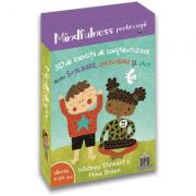 Mindfulness pentru copii. 50 de exercitii de constientizare pentru intelegere, concentrare si calm - Whitney Stewart, Mina Braun