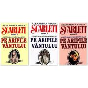 Pachet 3 volume Scarlett - Continuarea romanului Pe Aripile Vantului, autor Alexandra Ripley