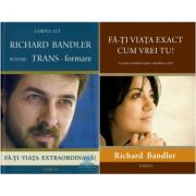 Pachet Richard Bandler - Contine 2 carti