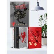 Pachet Jocurile Foamei 3 vol. (ed. 2019) - Suzanne Collins