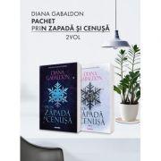 Pachet Prin zapada si cenusa, 2 vol. (Seria Outlander, partea a VI-a) - Diana Gabaldon