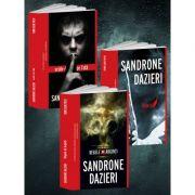 Pachet seria Dante & Colomba - Sandrone Dazieri
