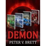 Pachet Seria Demon vol. 1-4 - Peter V. Brett