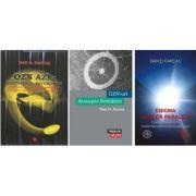Colectia Dan D. Farcas: Despre OZN-uri si Enigma lumilor paralele - Set 3 volume
