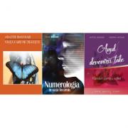 Despre Psihologie si Numerologie, autor Anatol Basarab - Pachet 3 carti