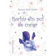 Rochia din puf de cocor - Ramona Maria Bochie