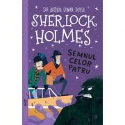 Sherlock Holmes. Semnul celor patru - Stephanie Baudet