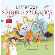 Simfonia salbatica - Dan Brown