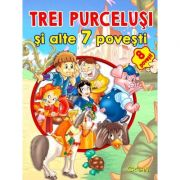 Trei purcelusi si alte 7 povesti (eBook)