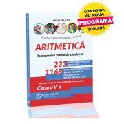 Aritmetica. Olimpiade, concursuri si centre de excelenta. Clasa a V-a - editia a XI - a - Artur Balauca