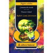 Comoara din insula (editie bilingva romano-engleza) - Robert Louis Stevenson