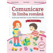 Comunicare in limba romana, clasa pregatitoare, semestrul I - Aurelia Seulean
