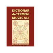 Dictionar de termeni muzicali - Gheorghe Firca